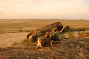 Pferdesafari Amboseli