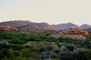Riding Safari Namibia