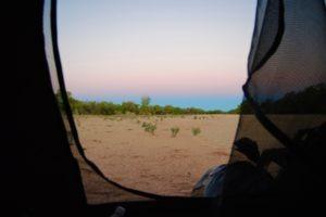 Riding Safari Namibia Riverbed