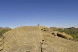 Riding Safari Namibia view 2