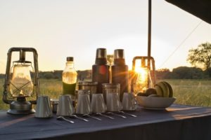 Okavango Expeditions Coffee table