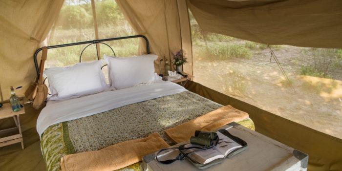 Horse Safari Tent Interior 2