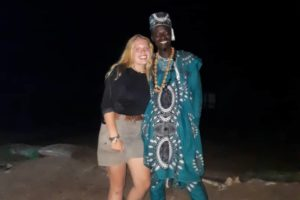 me and my centralafrican brother