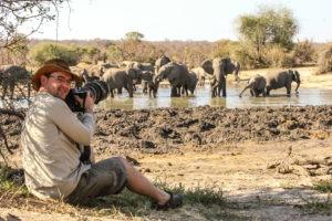 Botswana photo safari capture wildlife