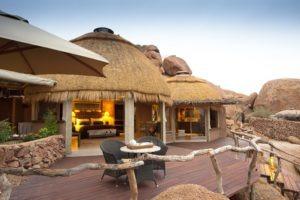 Camp Kipwe Suite Exterior