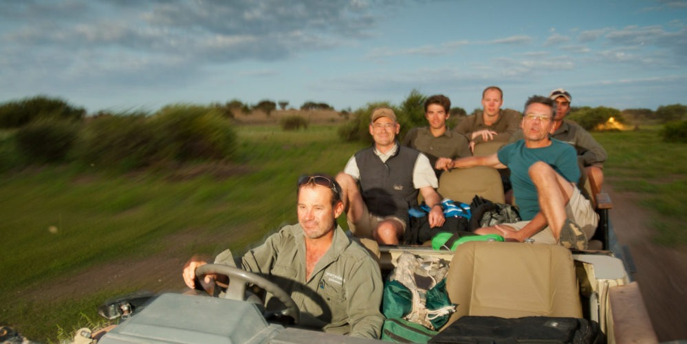 Ecotraining Game Drive Group