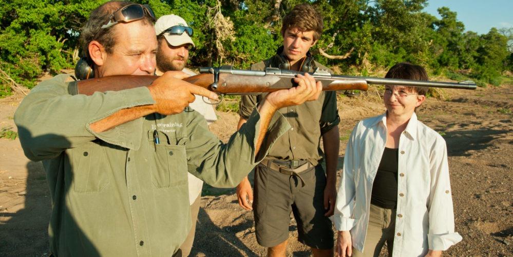 Ecotraining Shooting