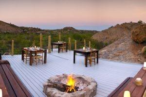 Erongo Wilderness Fireplace