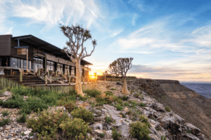 Fish River Lodge Exterior
