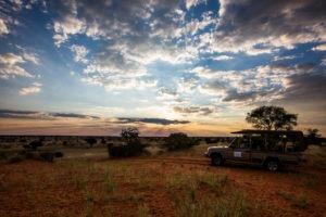 Kalahari Anib Lodge Drive
