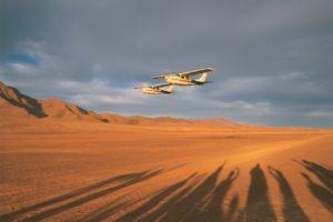 Namibia flying safari wolwedans