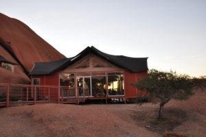 Spitzkoppen Lodge Main Area