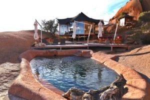 Spitzkoppen Lodge Pool