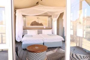 Spitzkoppen Lodge Room