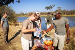 Zimbabwe FGASA practical assessments David Havemann 2
