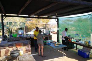 Zimbabwe exploring the reserve David Havemann 5