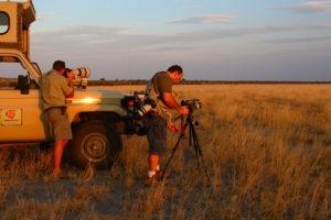 botswana photo safari