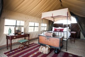 camp kalahari tent double
