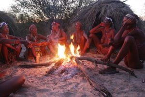 makgadikgadi pans bushmen experience tribe