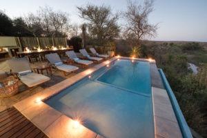 misava safari lodge pool