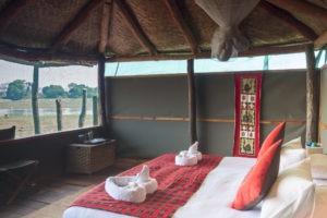 musekese kafue chalet view interior