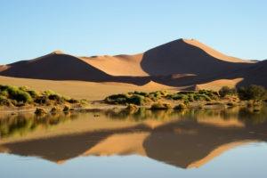 namibia photo safari Sossusvlei Oasis