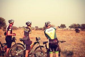 northern tuli botswana cycling safari game viewing