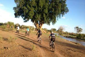 northern tuli botswana cycling safari mashatu tour