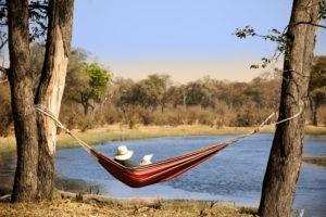 selinda explorers camp hammock
