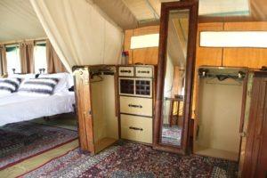 selinda explorers camp storage