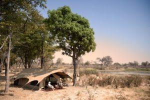 selinda explorers camp tent