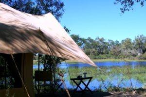selinda spillway botswana fly camp horse riding