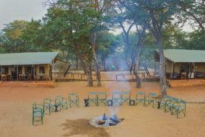 verneys camp hwange fireplace pano