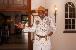 victoria falls hotel doorman