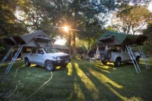 zambia self drive safari campsite