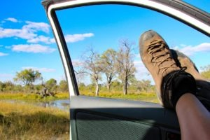 Northen Botswana Khwai Relax Self Drive Safari