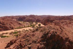 Northen Namibia self drive safari damaraland