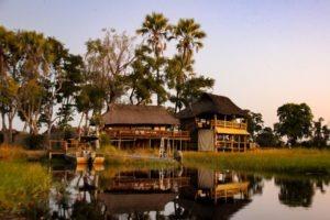 Northern Botswana Okavango Delta Remote Camp