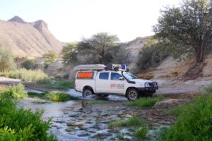 Northern Namibia safarifrank self drive