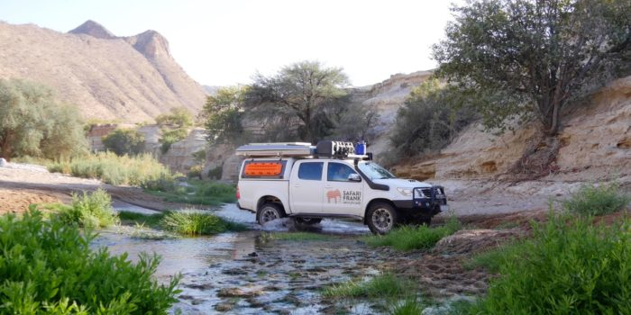 Northern Namibia safarifrank self drive