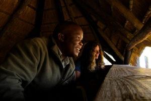 Northern Tuli Mashatu Botswana Photogarphic Hide Gesa