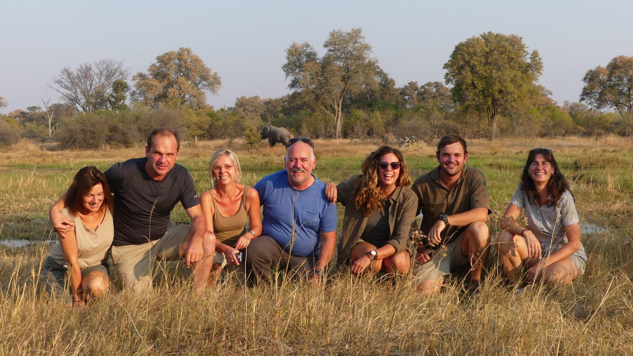 Safari Gesa and Frank Group