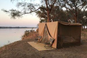 Tent View 8 at Kutali Island Camp