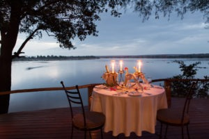 Zambia livingstone tongabezi lodge