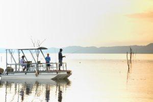 changa safari camp boat cruise 1