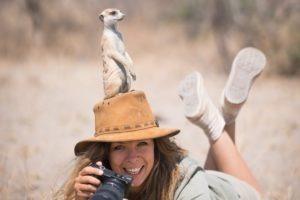 gesa meerkat botswana