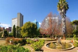 harare city zimbabwe park
