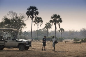 kanga camp mana pools coffee stop