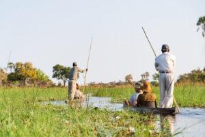 mokoro guests okavango delta