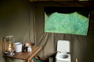 pafuri camp toilet